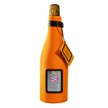 Veuve Clicquot champagne + Ice Jacket FCB Edition