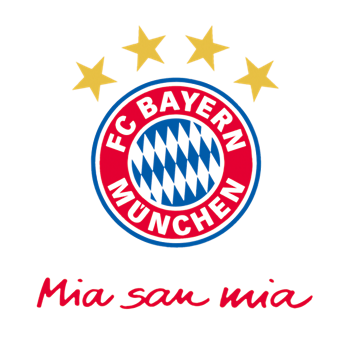 Wall Decal Mia San Mia