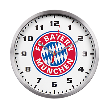 Wall Clock Logo