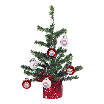 Christmas tree FC Bayern