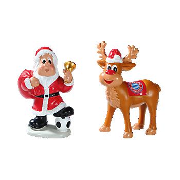 Weihnachtsfiguren 2er Set
