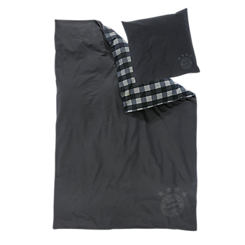 Reversible Bed Linen Checks