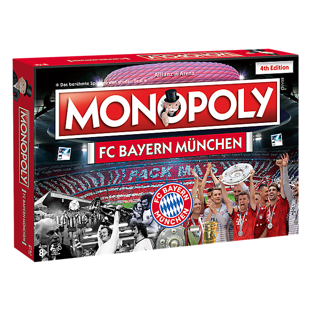FC Bayern Monopoly Fourth Edition