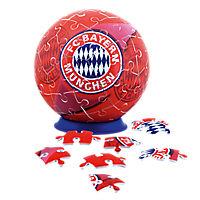 3D Puzzle 54 Teile FCB-Logo