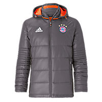 adidas Quilted Jacket Teamline