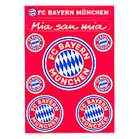 Sticker Card Logos