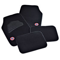 Car Mats, Set of 4