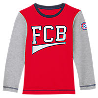 Baby FCB Long-sleeve T-Shirt