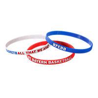 Basketball Bracelet, Set of 3