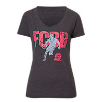 Basketball Lady T-Shirt Basketballer