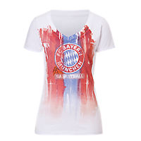 Basketball Lady T-Shirt Logo