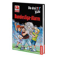 Buch Die drei ??? Kids, Bundesliga Alarm