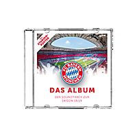 CD Das Album Soundtrack 18/19