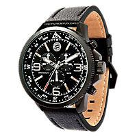 Chronograph Watch black