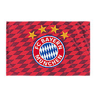 Diamond FC Bayern Flag
