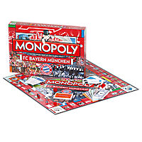 FC Bayern Monopoly dritte Edition