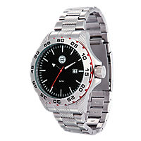 Mens Watch silver