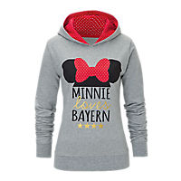 Hoodie Lady Minnie Mouse