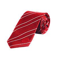 Krawatte rot/weiß