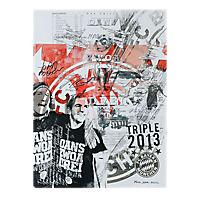 Art Print The Triple