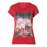 Ladies T-Shirt Marienplatz Sequins