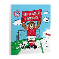 Mein FC Bayern Ausmalbuch