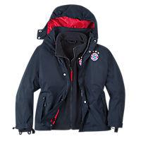 Kids 2-in-1 Outdoor Jacket