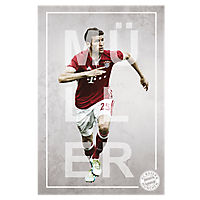 Poster Player Müller