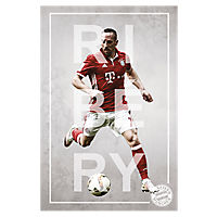 Poster Spieler Ribery