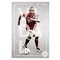Poster Player Vidal