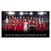 Poster Team 2018/19