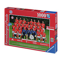Puzzle Squad Photo 2016/17 (1000 pieces)