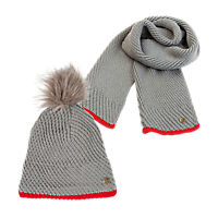 Womens Hat & Scarf Set
