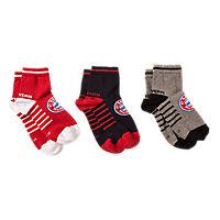 Sneaker socks kids Set of 3
