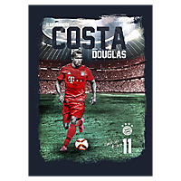 Spielerposter Douglas Costa