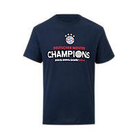 T-Shirt Kids Deutscher Meister 2016