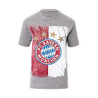T-Shirt Kids rot/weiß