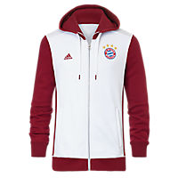 Hoodie with Zipper Champions League Lifestyle