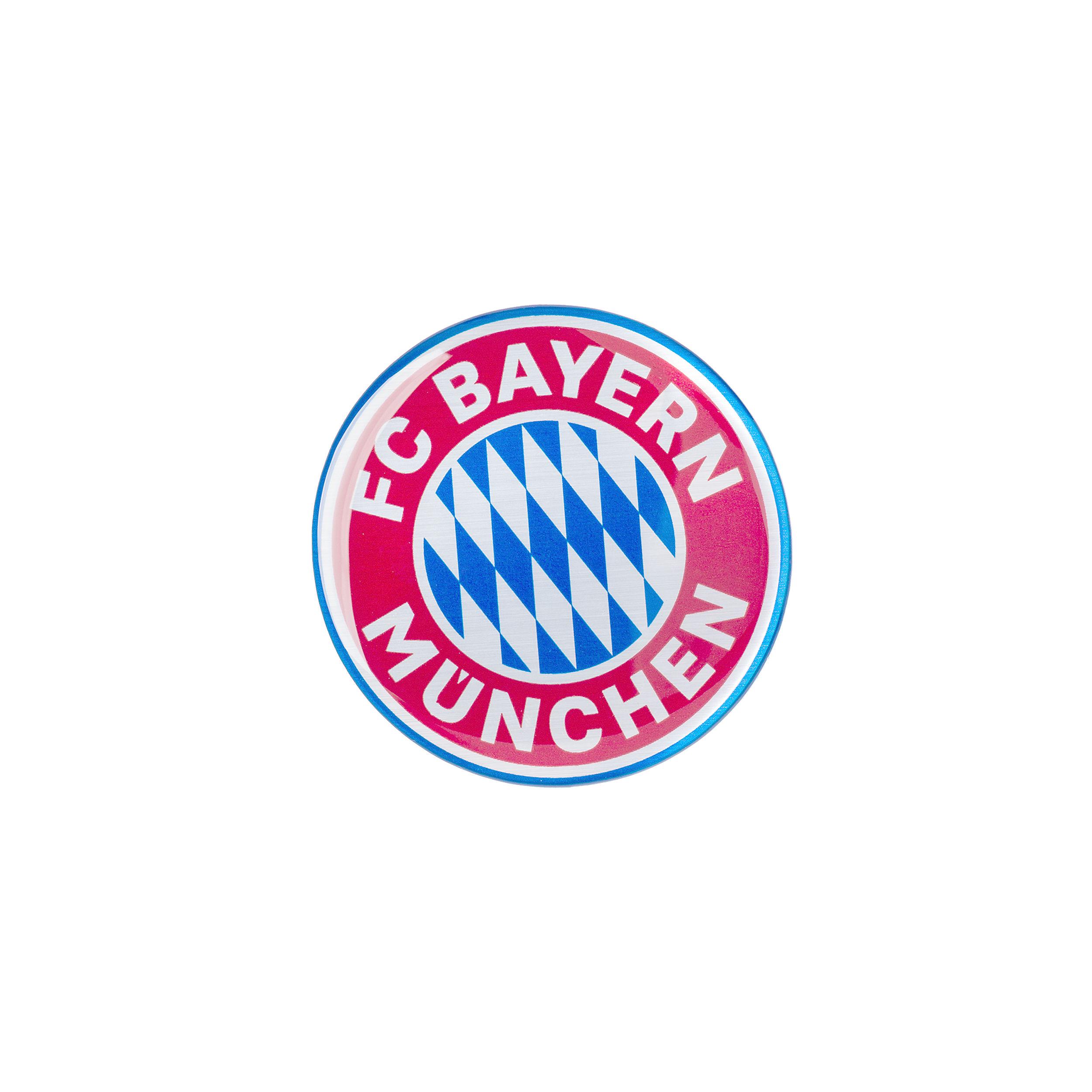 3D Aufkleber Logo