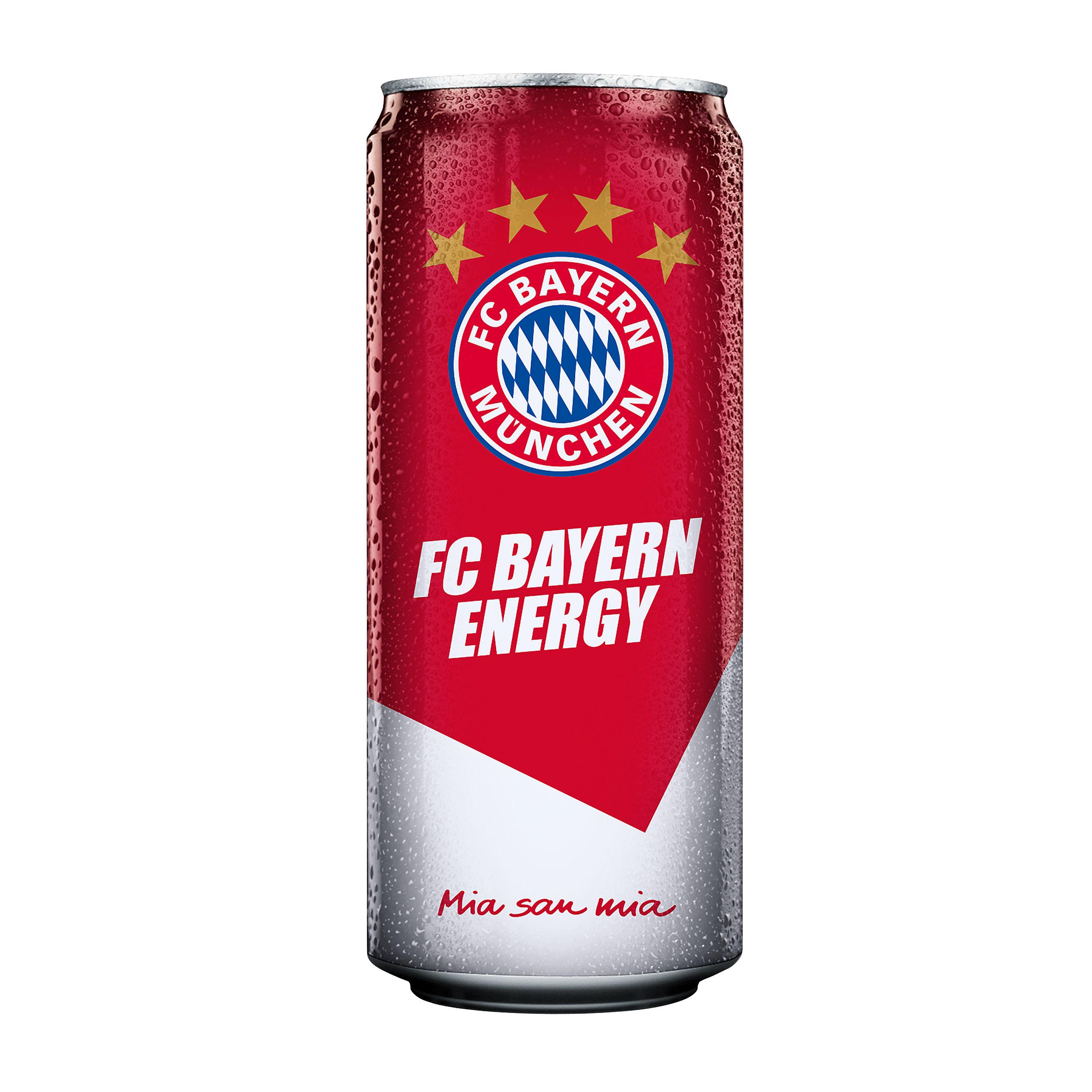 FC Bayern Energy Drink | Offizieller FC Bayern Fanshop