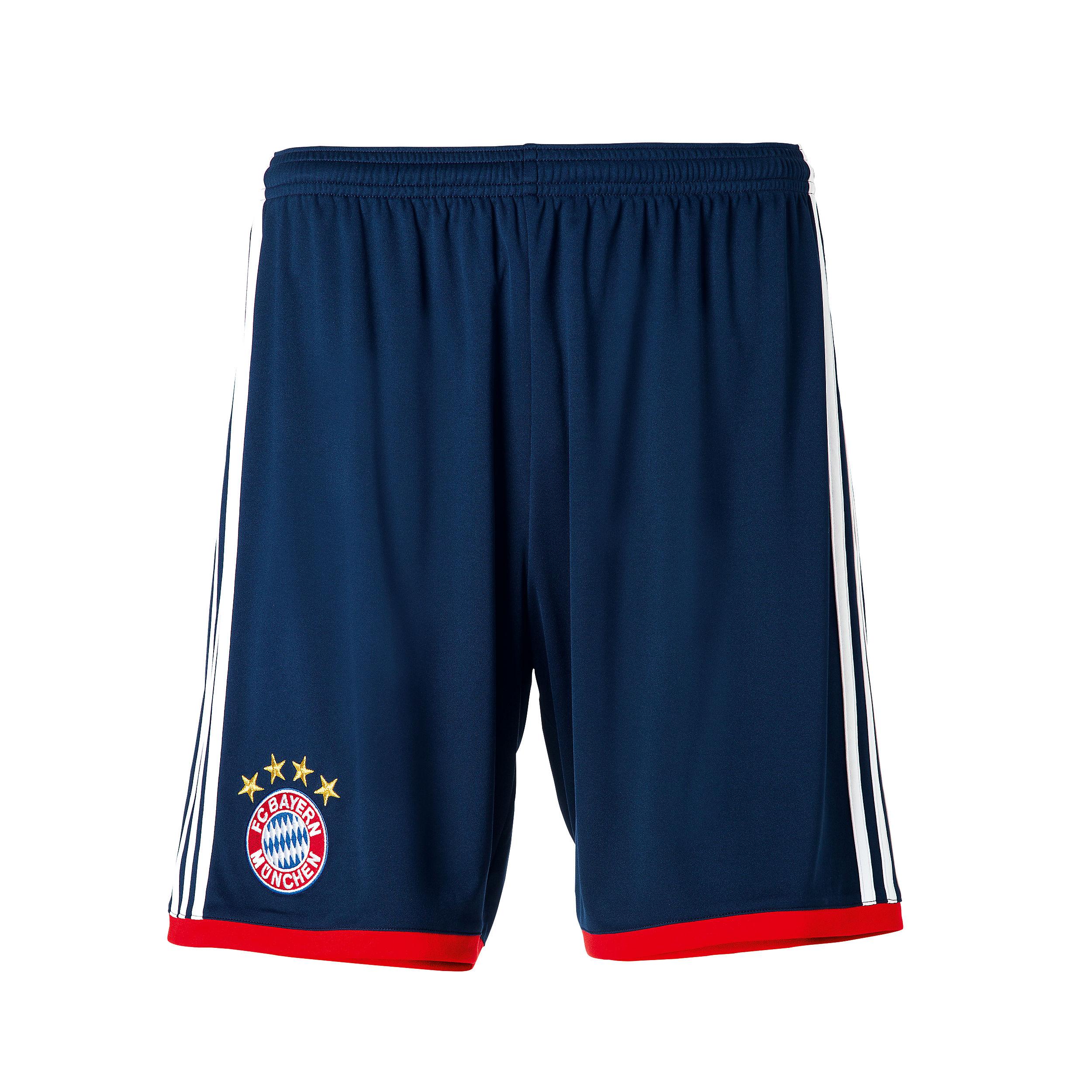 FC Bayern Kinder Short Away