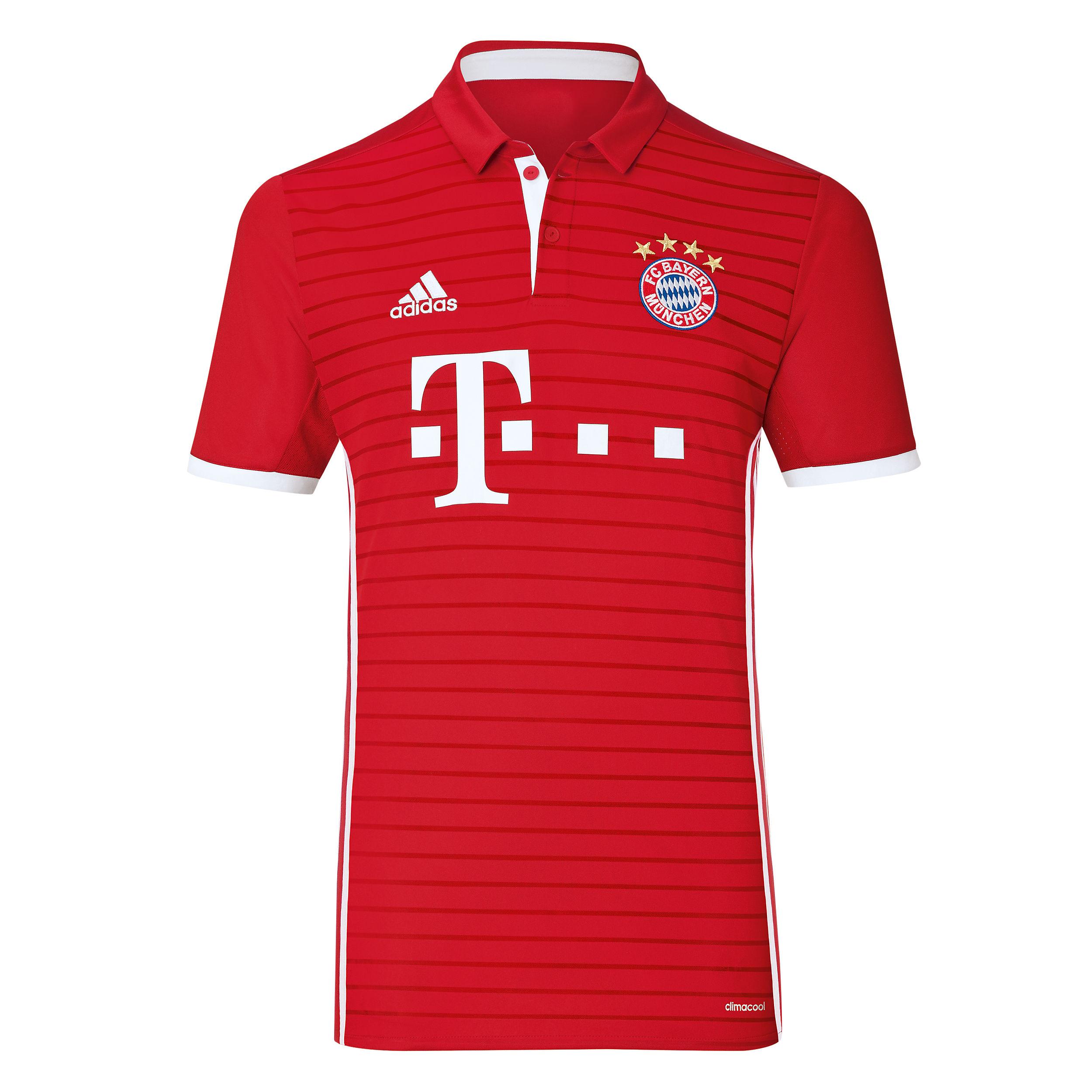 fc bayern shirt home 1617 official fc bayern online store womens thiago alcantara fc bayern munich 1