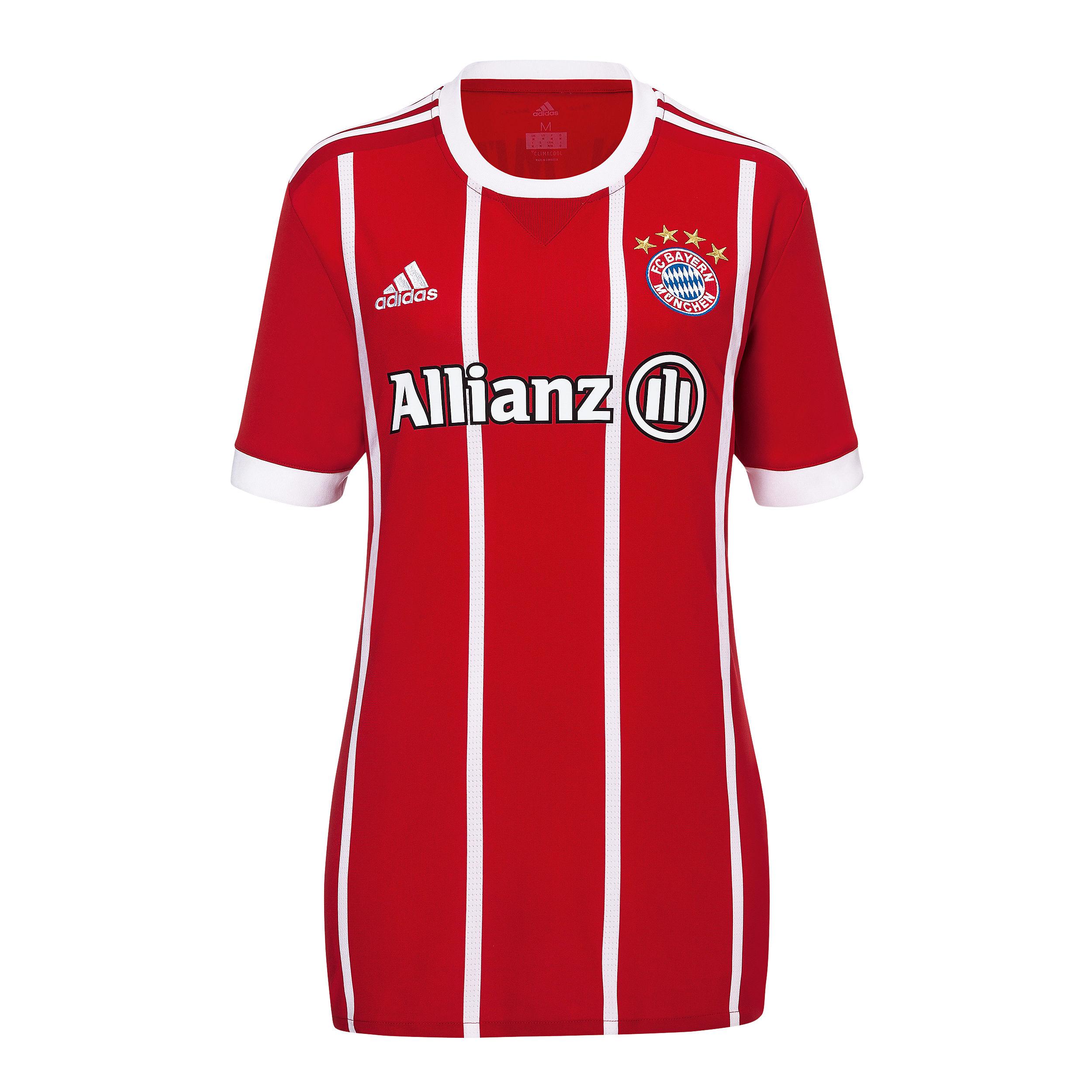 FC Bayern Trikot Home Frauen-Fußball (Allianz) ...
