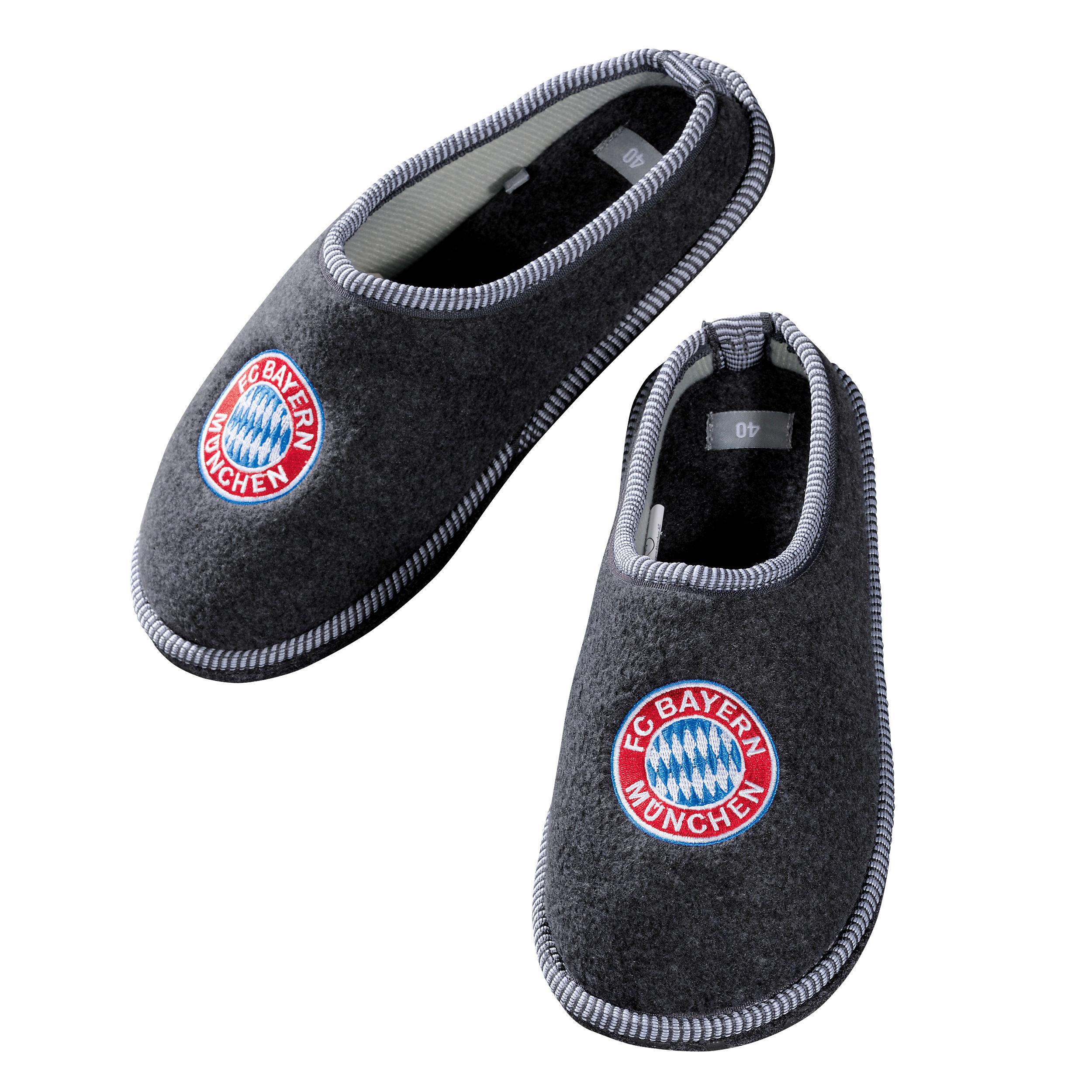 Filz-Pantoffeln FC Bayern Spielraum Billig Mit Paypal Online Brandneue Unisex Online 2018 Neuester Günstiger Preis Günstig Kaufen Mode-Stil pFPghMfH