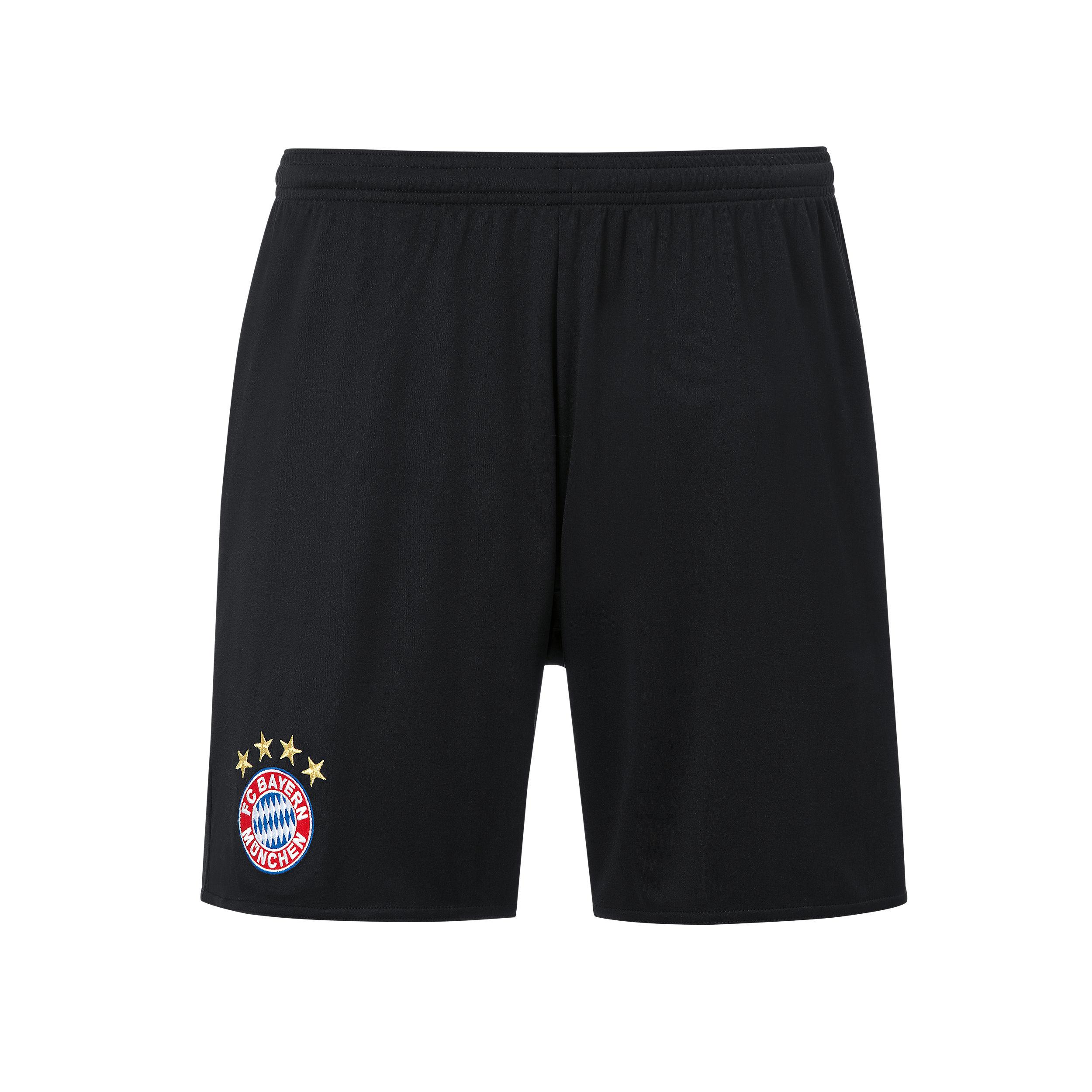Kinder FC Bayern Short Away 2016/17