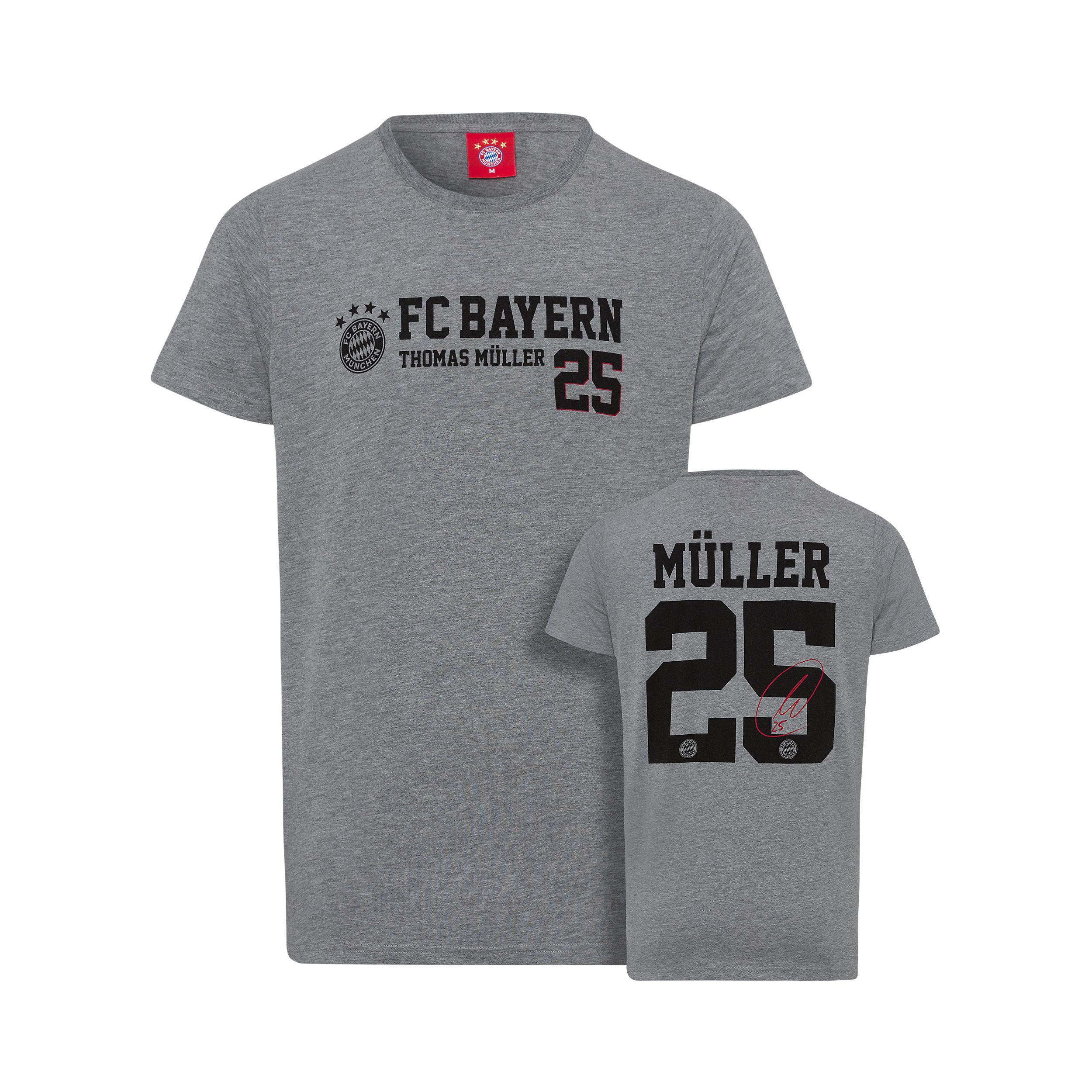 Kinder T-Shirt Müller Thomas Müller