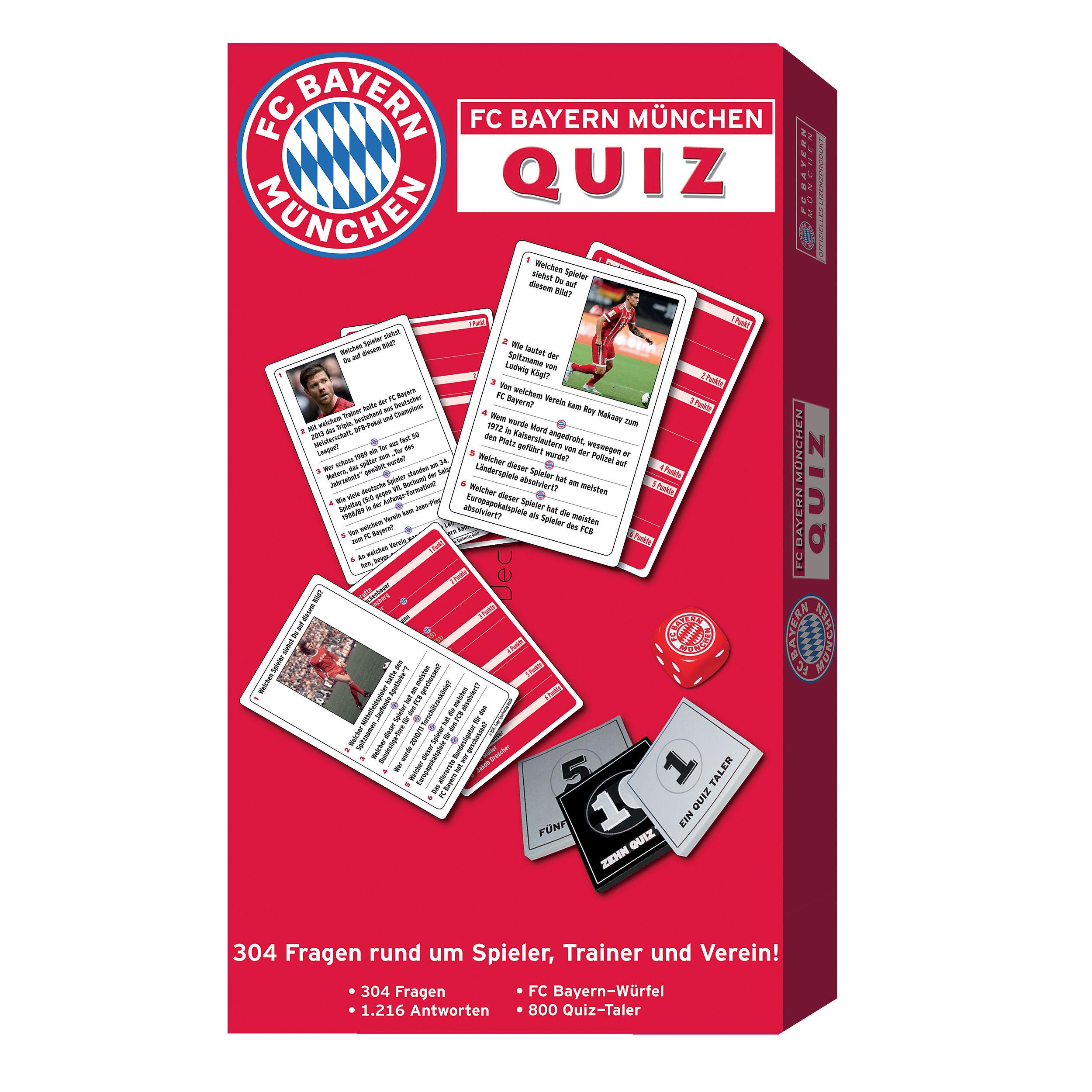 Quiz FC Bayern München