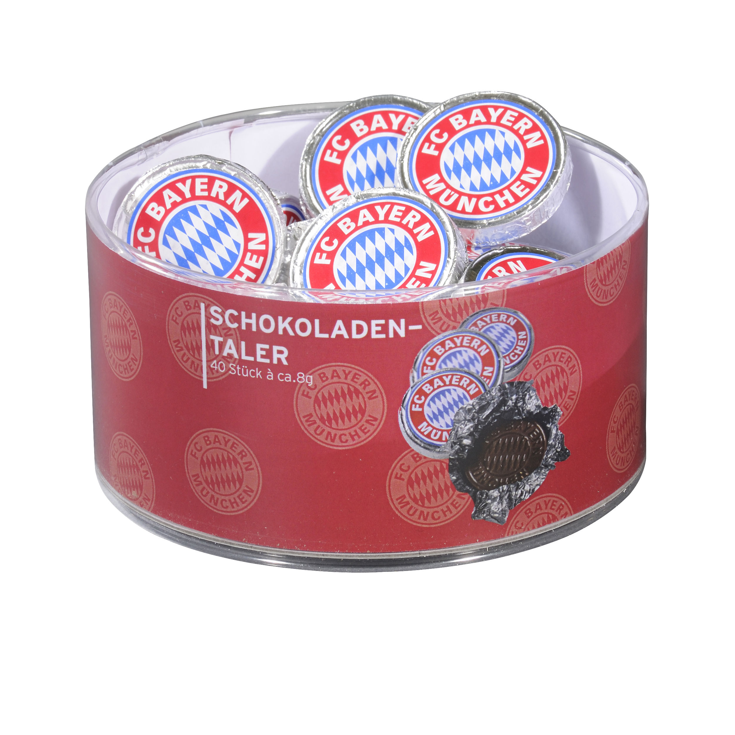 Chocolate Coins | Official FC Bayern Online Store