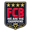 We are the champions Patch