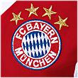 FC Bayern Damen Trikot Home 17/18